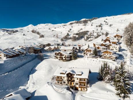 Hotel Gravas Winter-2